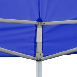vidaXL Partytent pop up 3x6 m blauw