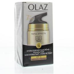 Olaz Total Effects 7in1 BB Crème Medium SPF15 Dagcrème