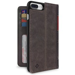 Twelve South BookBook iPhone 7 8 Plus bruin