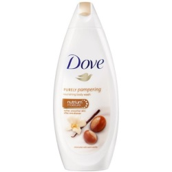 Dove 9028432 douchegel Vrouwen Vanille 250 ml