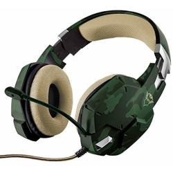 Trust GXT322C Carus Gaming Headset (Jungle Camouflage)