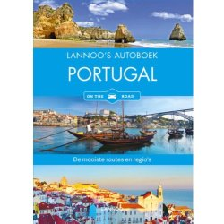 Lannoo's autoboek Portugal on the road