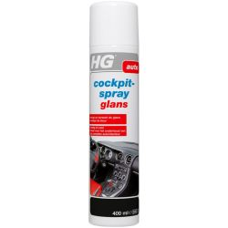 Hg Cockpitspray Glans N f (400ml)