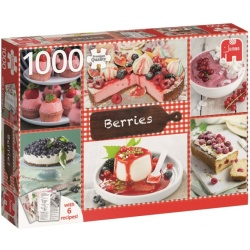 Berries Jumbo Premium Collection Puzzel 1000 Stukjes