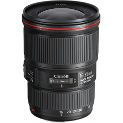Canon EF 16 35mm f 4.0L IS USM objectief