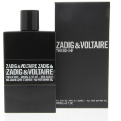 Zadig en Voltare This is him  200 ml douchegel