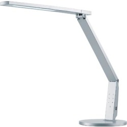 Hansa bureaulamp Vario Plus LED lamp zilver