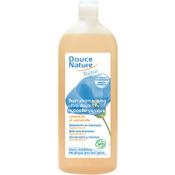 Douce Nature Bad Shampoo Baby 1l