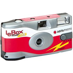 Agfa LeBox 400 27 Flash Wegwerpcamera