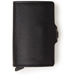 Secrid Twin Wallet Portemonnee Crisple Black