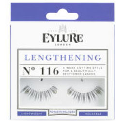 Eylure Naturalite Lashes Lengthening Glamour (116)