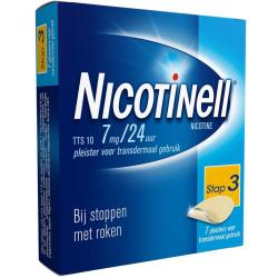 Nicotinell Tts10 7 Mg (7st)