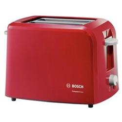 Bosch TAT3A014 CompactClass Compact Broodrooster Rood