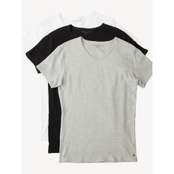 Tommy Hilfiger t shirts 3 pack white black grey