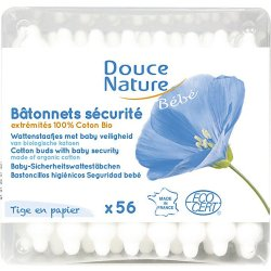 Douce Nature Baby Proof Wattenstaafjes
