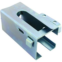 Carpoint disselslot 24 x 11 x 11 cm staal zilver