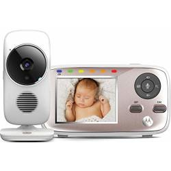 Motorola MBP667 Connect Wifi Babyfoon met camera