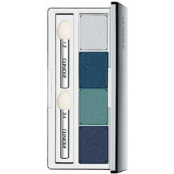 Clinique All About Shadow Eyeshadow Quad 09 Smoke And Mirrors oogschaduw palette