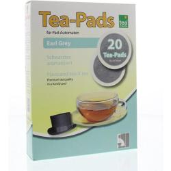 Geels Earl Grey Tea Pads (20st)