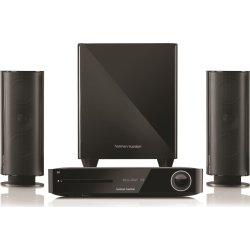 Harman Kardon BDS 485S 2.1 Home home cinema set Zwart