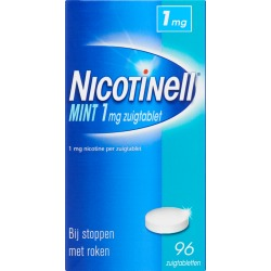 Nicotinell Mint 1 Mg (96zt)