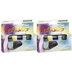 Fujifilm Quicksnap Flash 27 2 pack
