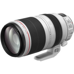 Canon EF 100 400mm f 4.5 5.6L USM IS Type II objectief