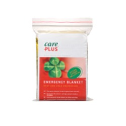 Care Plus Emergency Blanket Gold silver (1st)