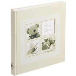 Walther Design UK 174 Sweet Things Babyalbum 29 x 31 cm Crème 60 pagina's