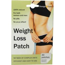 Orange Care Afslankpleisters 30 stuks Weight Loss Patch