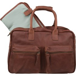 Cowboysbag The Diaper Bag Luiertas Cognac