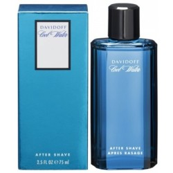 Davidoff Cool Water Homme Aftershave Flacon