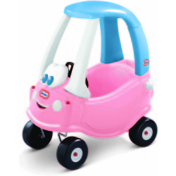 Little Tikes Cozy Coupe Princess Loopauto