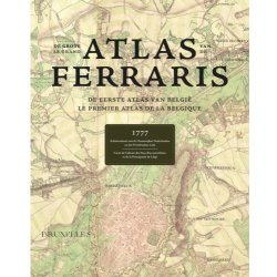 De Grote Atlas van Ferraris Le Grand Atlas de Ferraris