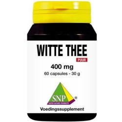SNP Witte thee 400 mg puur 60ca