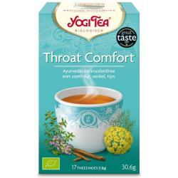 Yogi Tea Throat Comfort (17st)