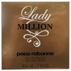 Paco Rabanne Lady Million 50 ml Eau de Parfum Damesparfum