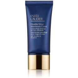 Estée Lauder Double Wear Maximum Cover Camouflage Makeup for Face and Body Foundation 30 ml 3C4 Medium Deep Met SPF 15