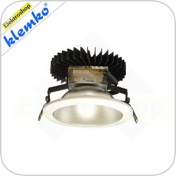 Led downlighter 26W 3000K 49°. inclusief LED driver