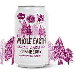 Whole Earth Mountain Cranberry 330ml