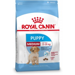 Royal Canin Medium Puppy hondenvoer 2 x 15 kg