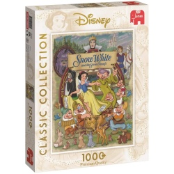 Disney Princess Sneeuwwitje Puzzel Classic Collection 1000 Stukjes