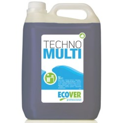 Greenspeed geconcentreerde allesreiniger Techno Multi citrusgeur flacon van 5 liter
