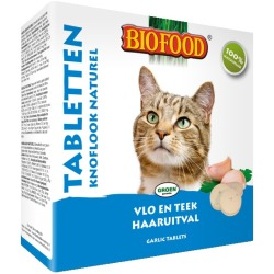Biofood Knoflook Naturel Tabletten