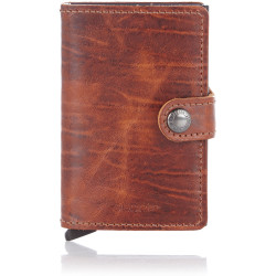 Secrid Mini Wallet Portemonnee Dutch Martin Whiskey