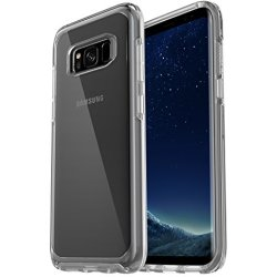 OtterBox Symmetry Clear Case voor Samsung Galaxy S8