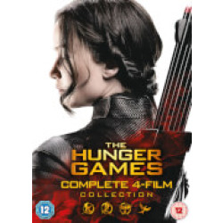 The Hunger Games Collection (Import zonder NL))