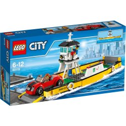 Lego City nr. 60119 Ferry Veerpont Veerboot .