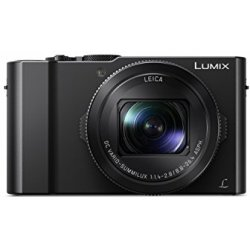 Panasonic compact camera LUMIX DMC LX15 ZWART