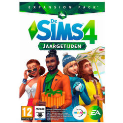 The Sims 4 Jaargetijden Expansion Pack Windows MAC Code in box